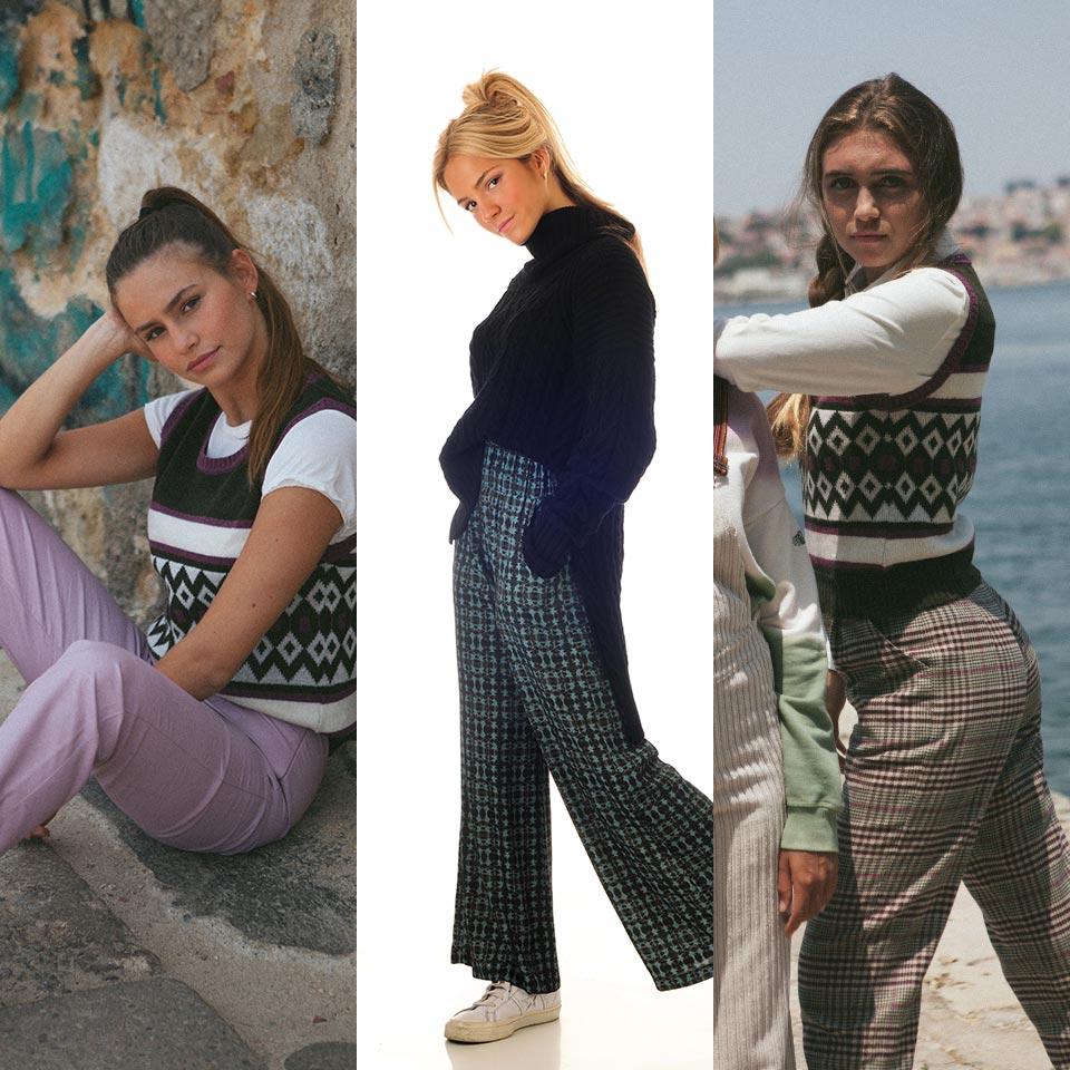 Pantalones/ Pantalones Cortos